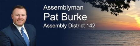 Assemblyman Patrick Burke District 142 1074 Union Rd
